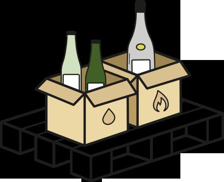 International Alcohol Shipping